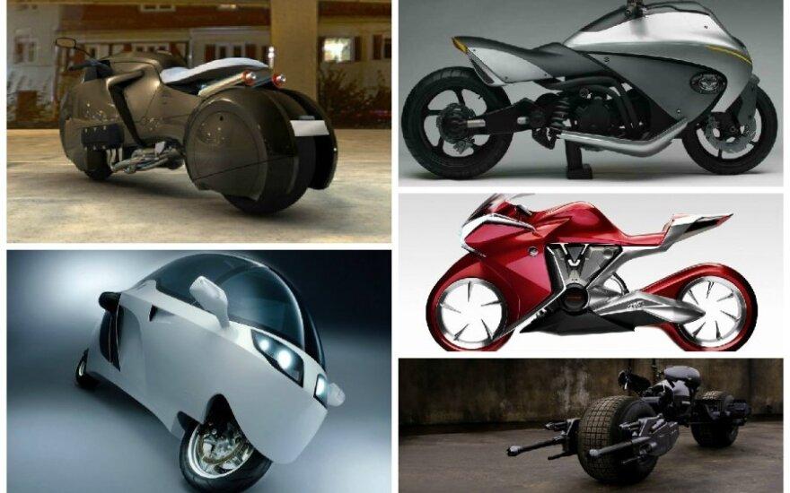 Koncepciniai motociklai