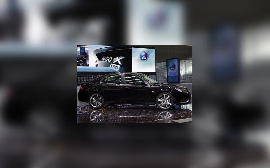 """General Motors"" parduoda ""Saab"" bendrovei ""Koenigsegg"""