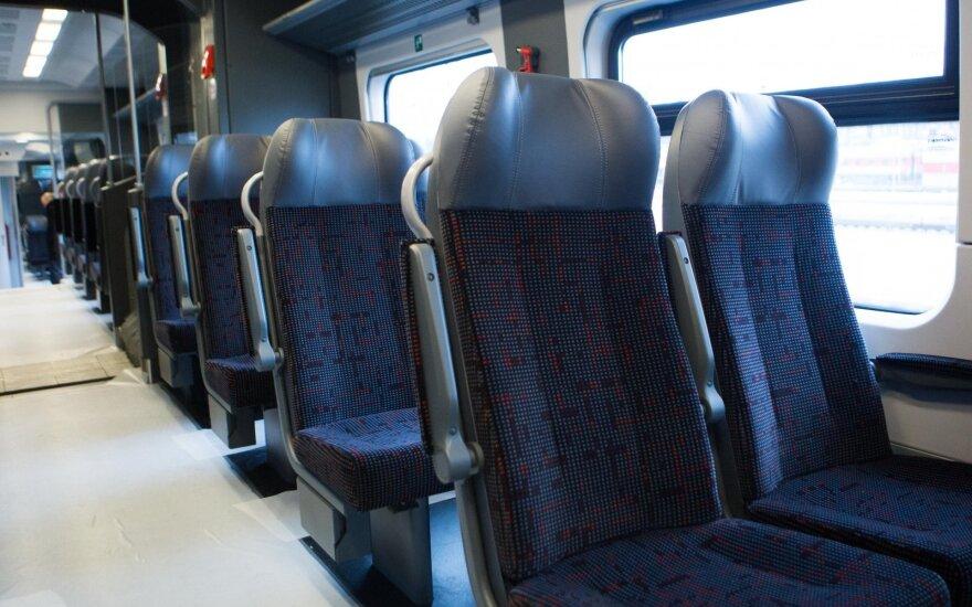 New trains to operate between Vilnius and Klaipėda