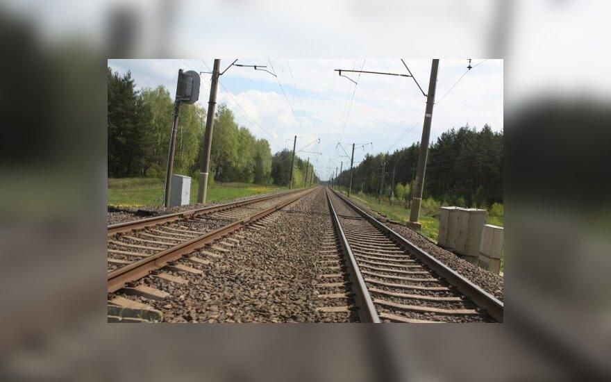 """Pradedami """"Rail Baltica"""" rangos darbai"""