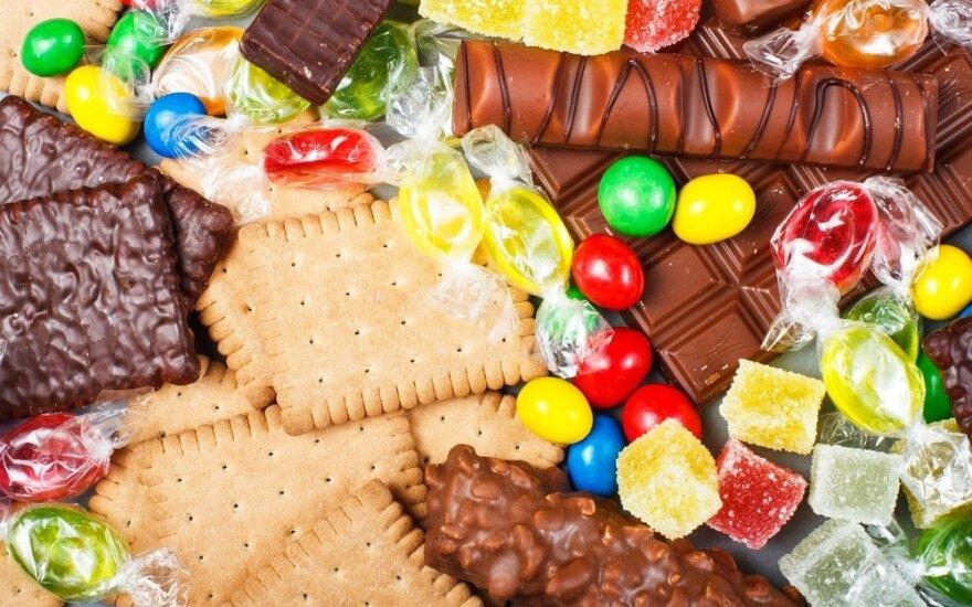 Vaistininkai įspėja: per metus suvalgyti 34 kg cukraus nėra normalu