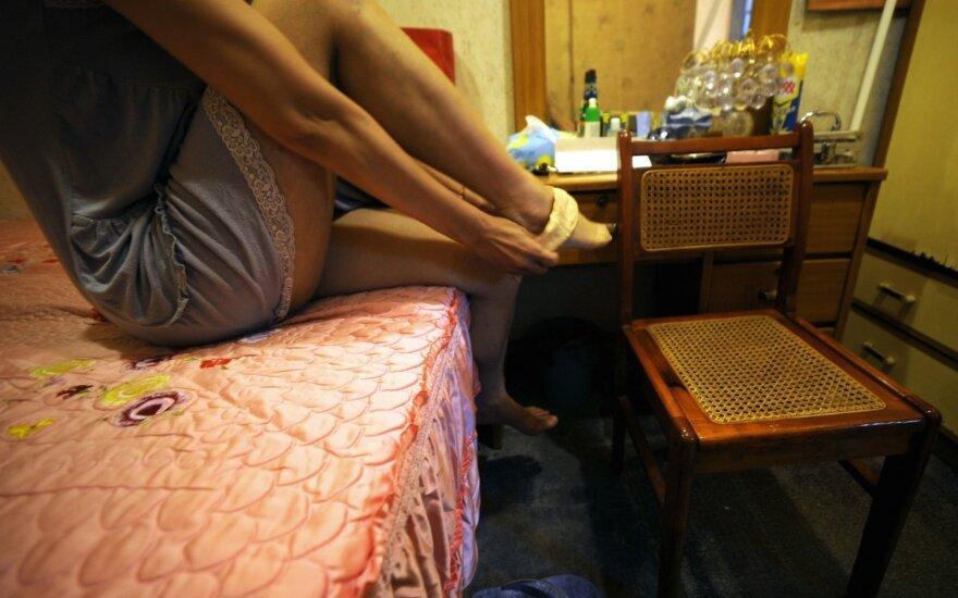 Prostitucija Amsterdame