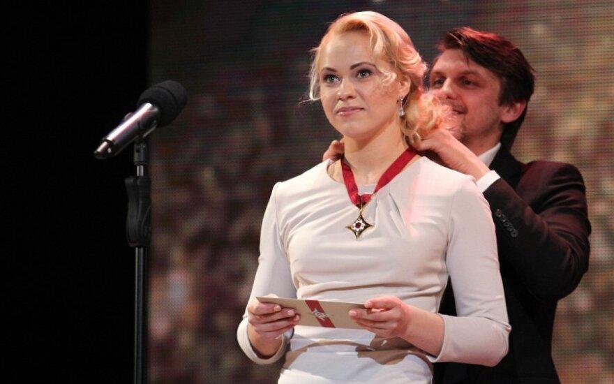Kaune išdalinti prestižiniai Auksiniai scenos kryžiai