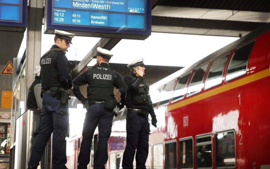 Vokietijoje apalpus tramvajaus vairuotojui transporto priemonę sustabdė keleiviai
