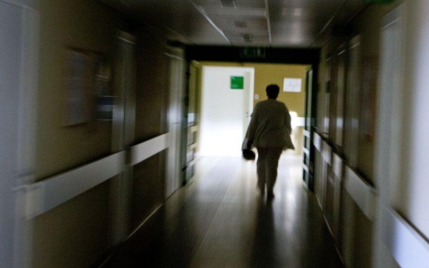 Kaune iš namų į ligoninę atvežtas peiliu subadytas vyras neišgyveno