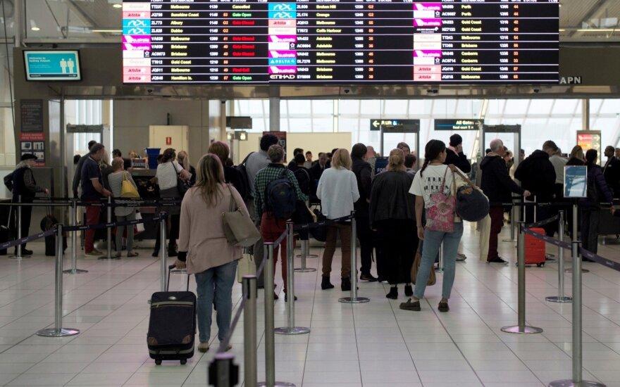 Lietuvos oro uostuose įvesta nauja Ukrainos miestų vardų rašyba