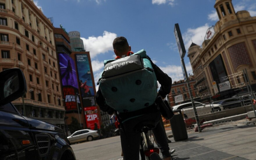 Madridas (asociatyvi nuotr.)