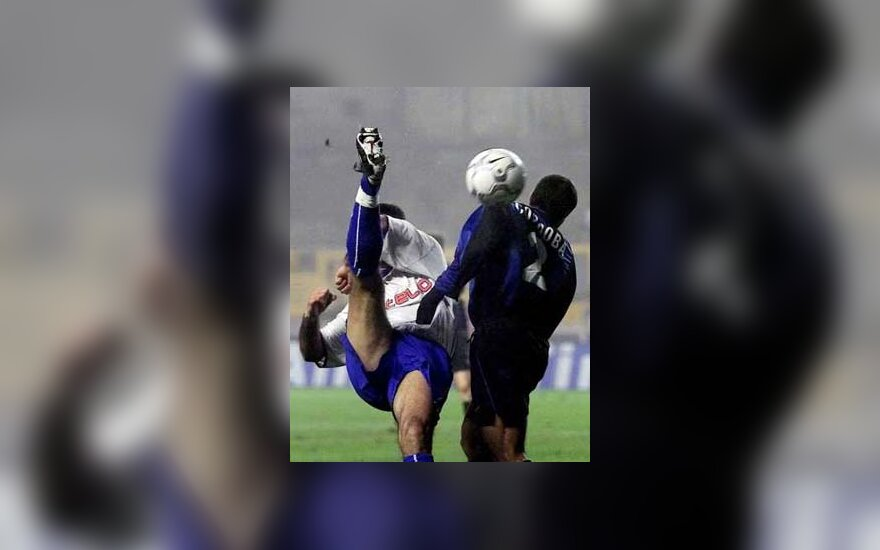"""Hertha"" prieš Milano ""Inter"""