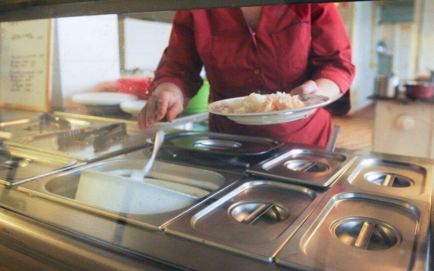 A.Klišonis: sveikus pietus mokykloje įmanoma pagaminti ir už 2,5 Lt