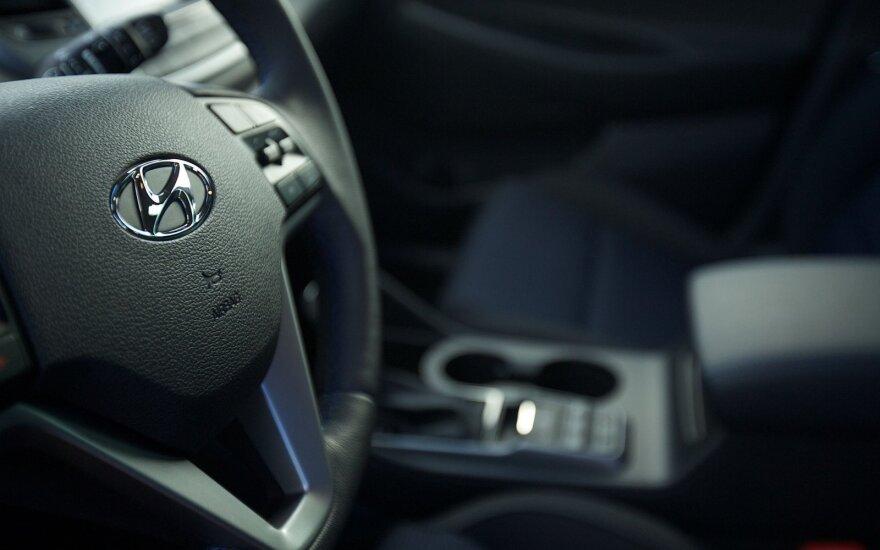 """""""Hyundai"""" išleis naują prabangią markę"""