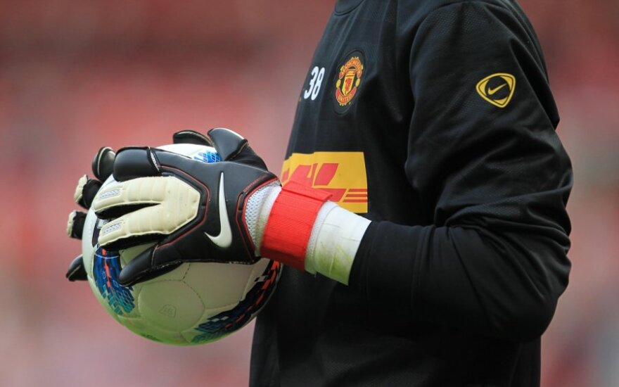 Futbolo vartininkas