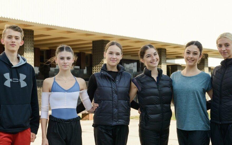 Nacionalinio baleto trupę papildė 6 jauni šokėjai