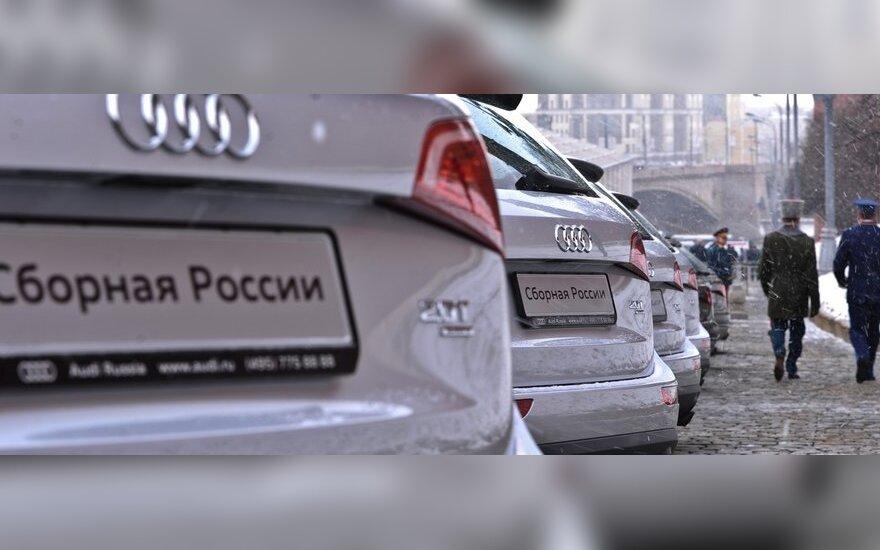 Rusijai ruošiamas ultimatumas gelbės naudotų automobilių pardavėjus?