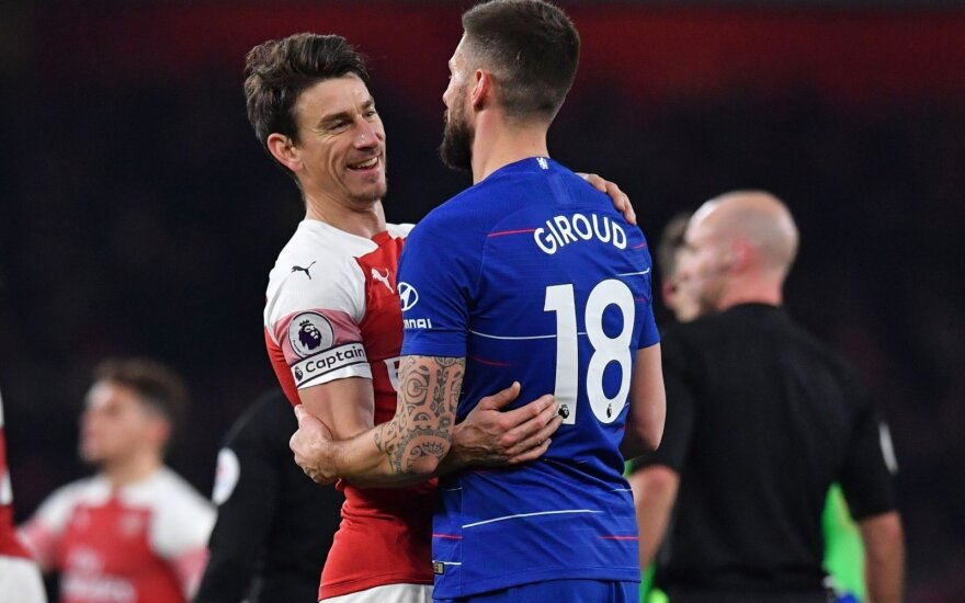 """Arsenal"" - ""Chelsea"""
