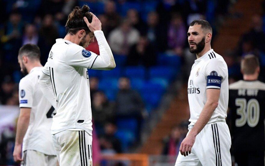 Garethas Bale'as, Karimas Benzema