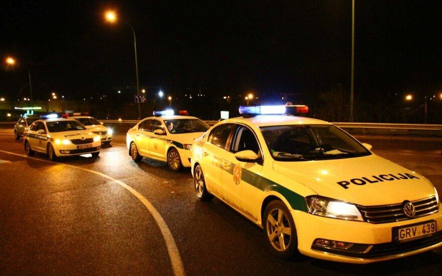 Policijos reidas Klaipėdoje