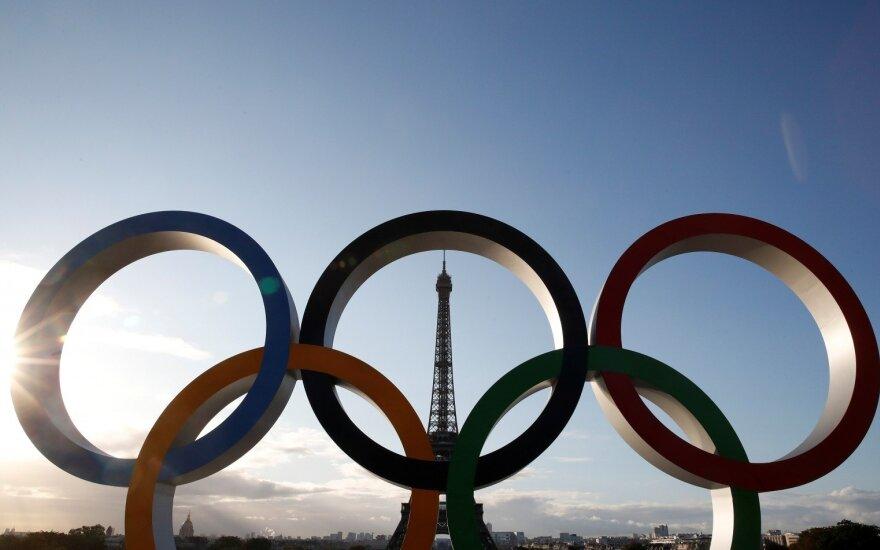 Paryžius – 2024 metų olimpiados organizatorius