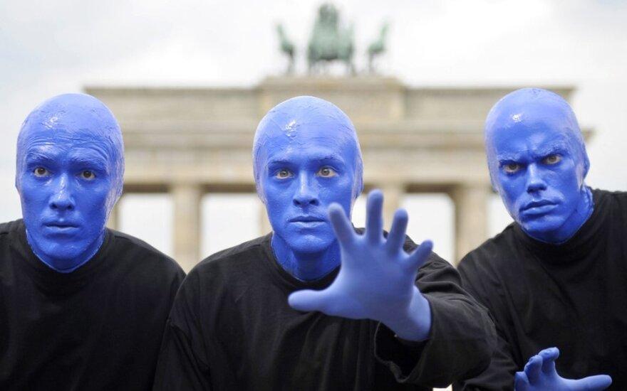 """Netikėtai atšaukiami """"Blue Man Group"""" šou Kaune: bilietus įsigiję asmenys sulaukė laiško"""