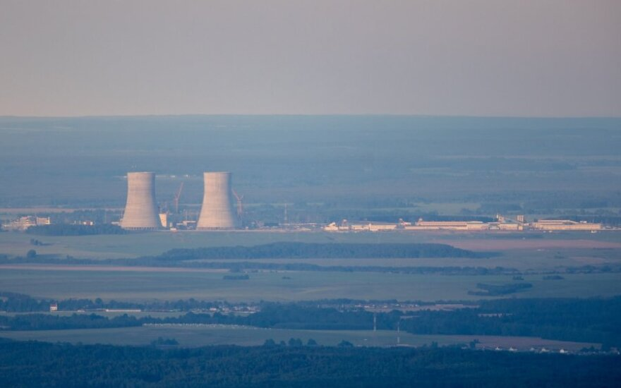 Lithuanian minister: Russia, Belarus to make efforts to sell nuclear power to Baltics