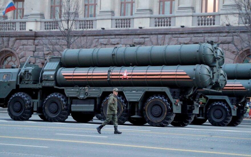 S-400 gynybos sistema