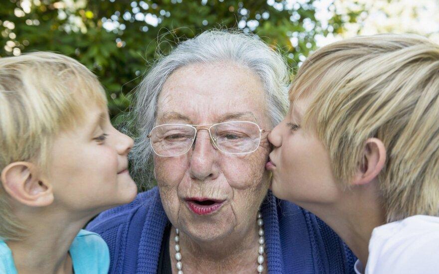Ilgaamžiškumo paslaptis: kodėl žmonės gyvena ilgiau nei 50 metų?