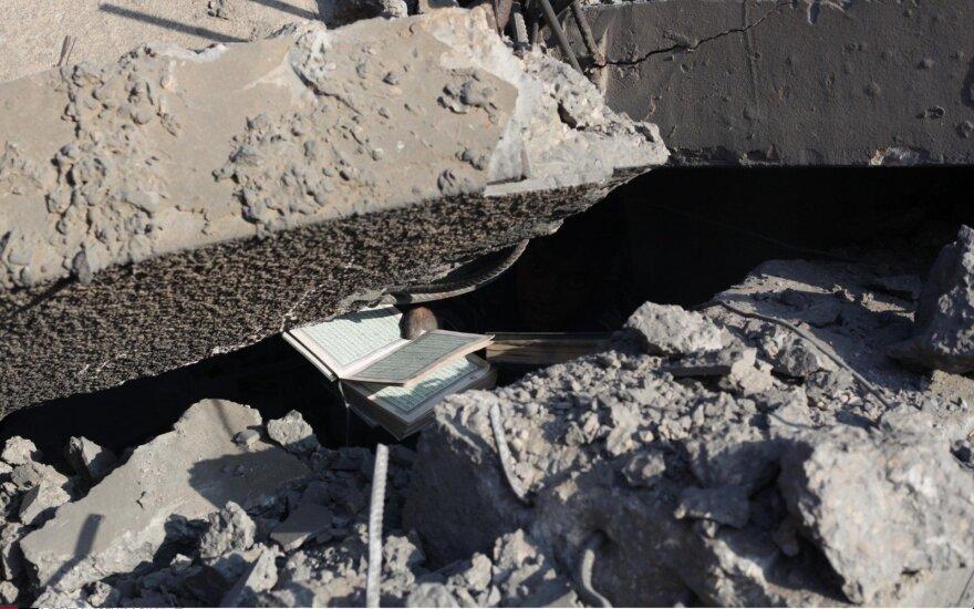 Gazos Ruože žuvo dar vienas palestinietis