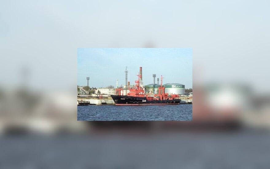 Uostas, laivai, Klasco