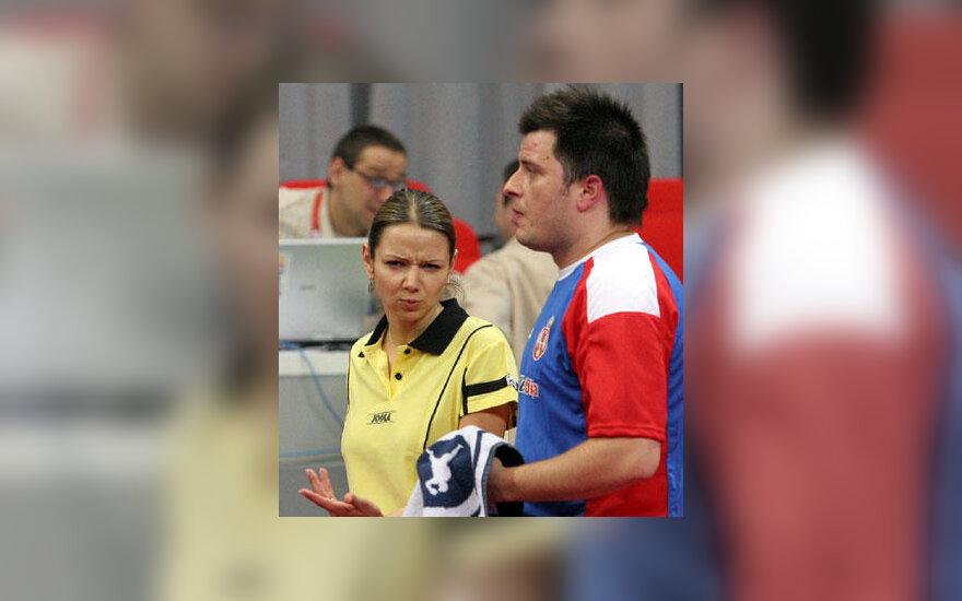 Rūta Paškauskienė ir Aleksandras Karakaševičius