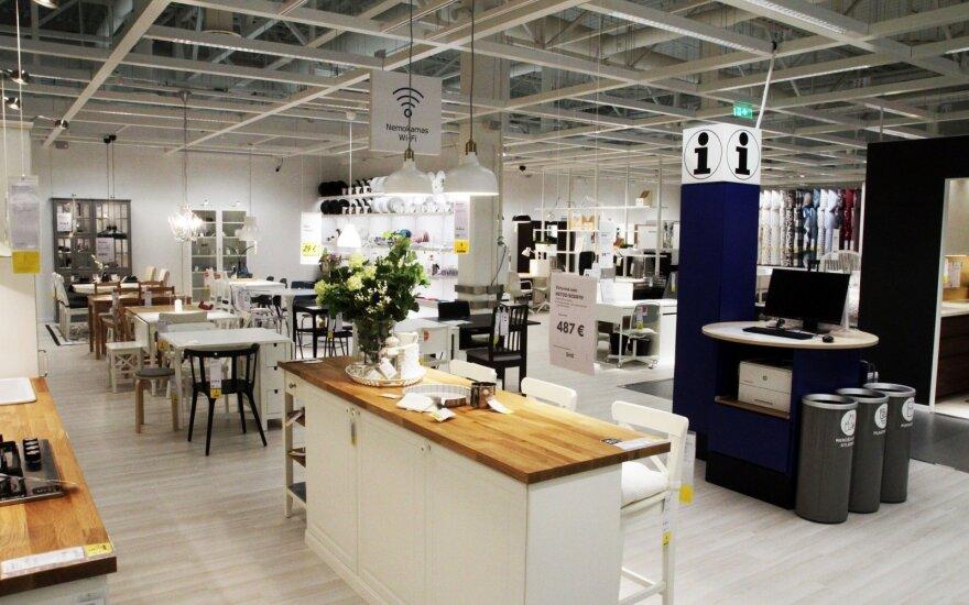"""Netinkamą """"Ikea"""" spintelę nusipirkęs vilnietis įspėja kitus"""