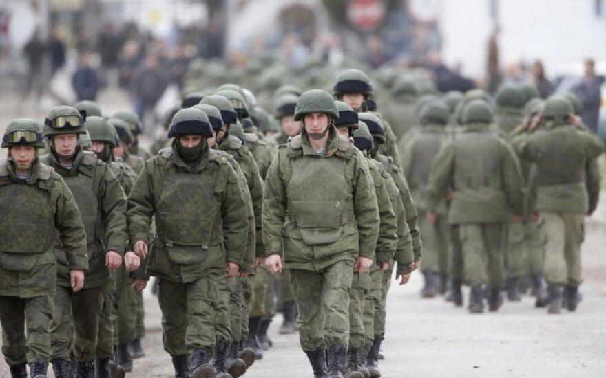4 Rusijos įsiveržimo į Rytų Ukrainą scenarijai