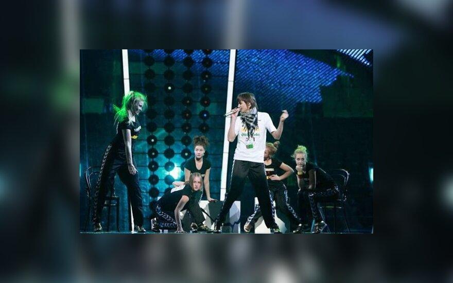 """Bartas """"Vaikų Eurovizijoje"""" (junioreurovision.tv nuotr.)"""