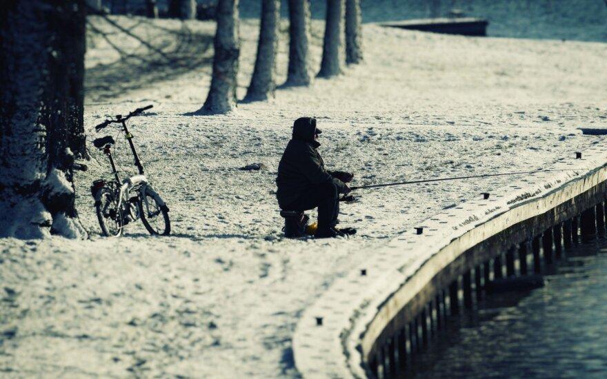 Žieminė žūklė