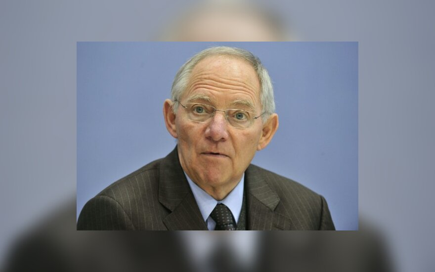 Wolfgangas Schaeuble