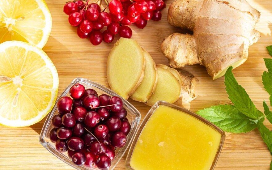 Natūralūs, sveiki ir gardūs imuninės sistemos stiprintojai