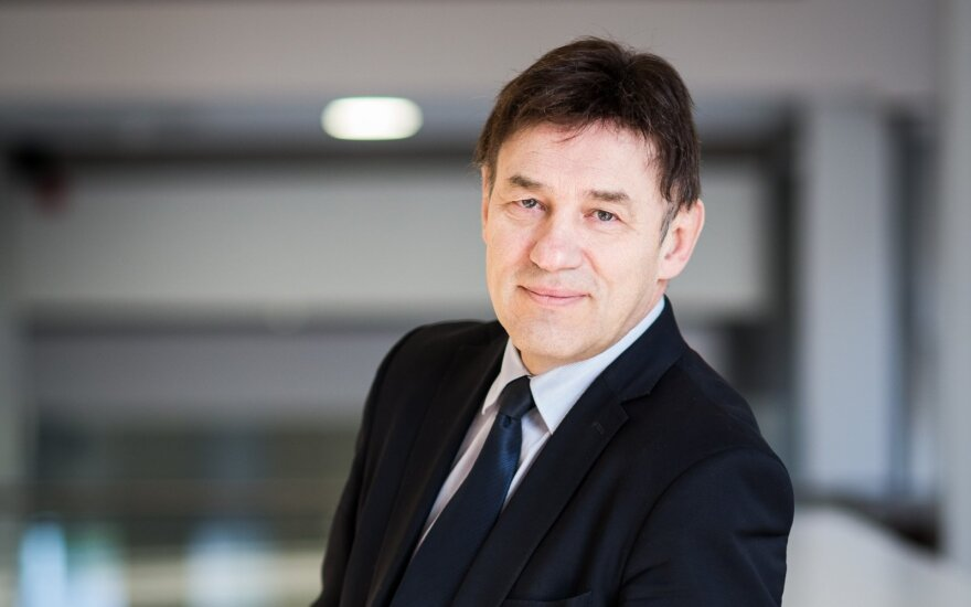 Juozas Augutis, Remigijaus Ščerbausko nuotr.