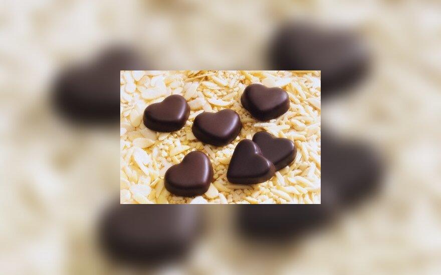 Ekspertai: šokolado mėgėjus dažniau kankina depresija