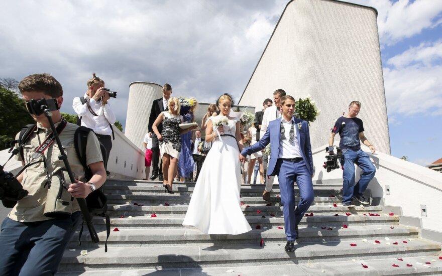 Vilniaus santuokų rūmuose kilo sumaištis: išsiliejo gyvsidabris