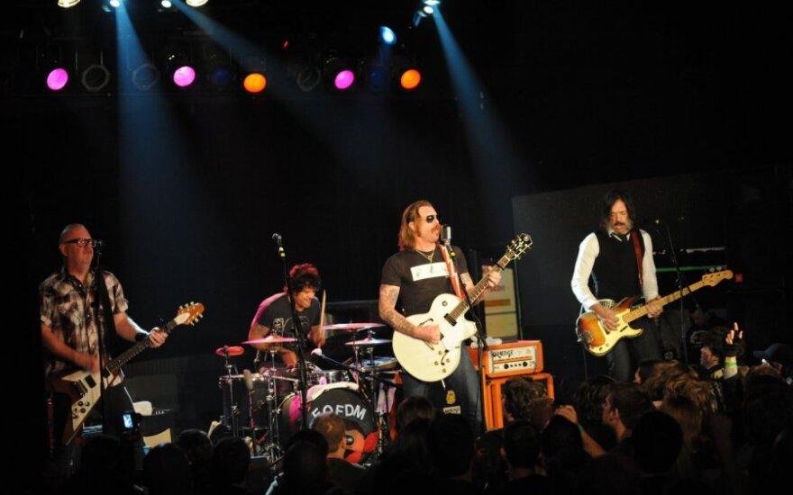 """Eagles Of Death Metal"""