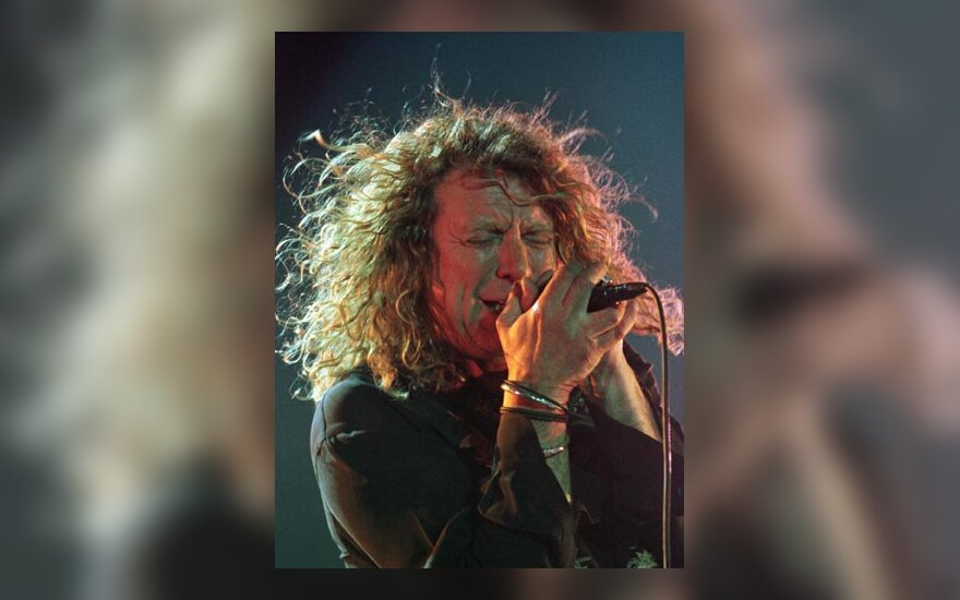 "Robert Plant, ""Led Zeppelin"""