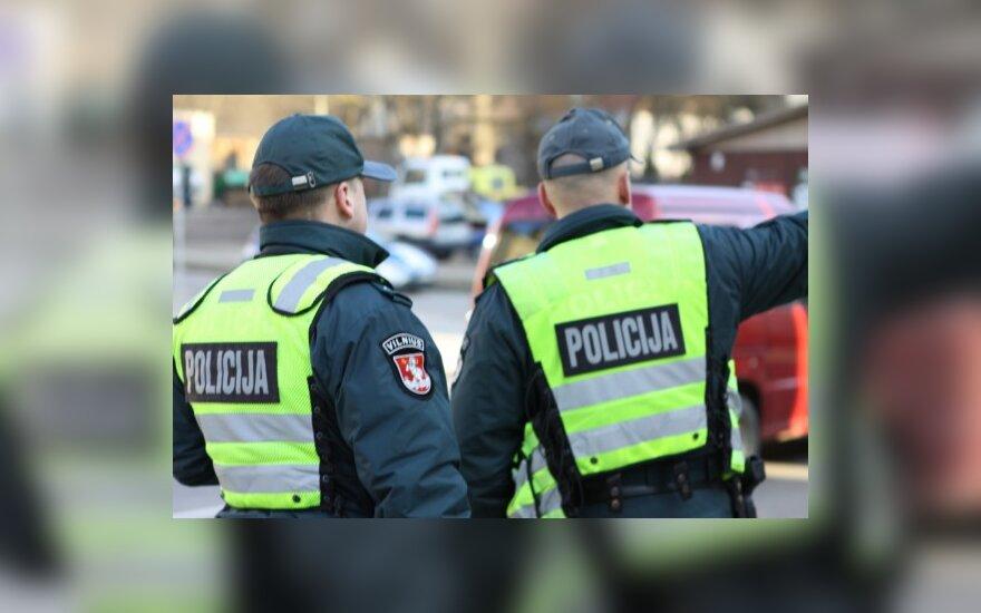 """Vilniaus apskrityje greičio mėgėjų tykojo slapti """"svečiai"""""""