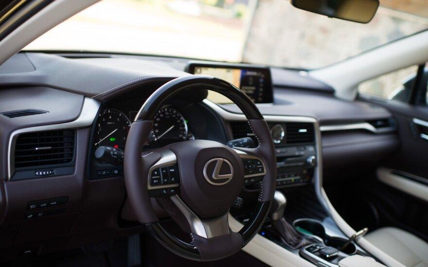 """Lexus"". Asociatyvi nuotr."