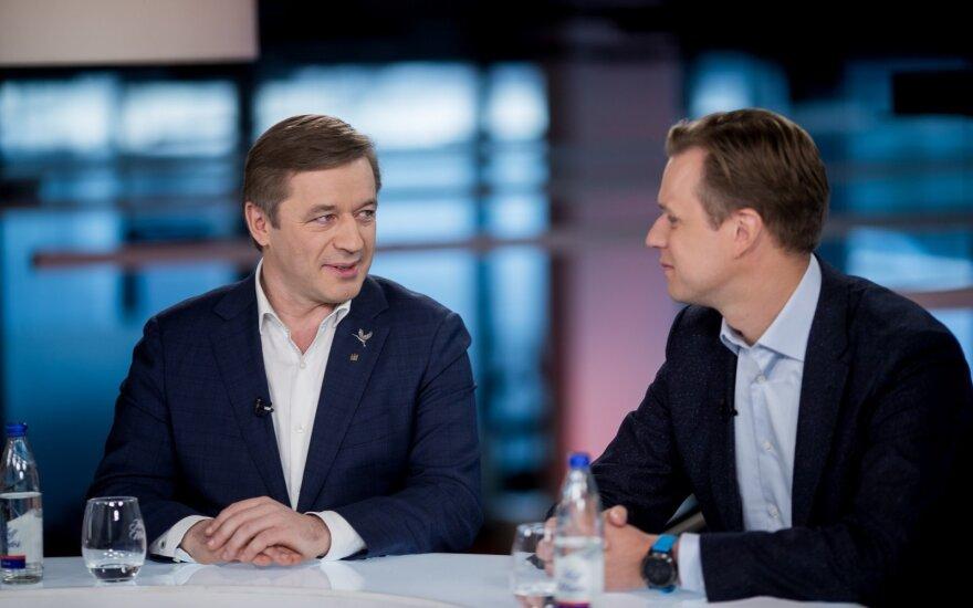 "Europos Parlamentas tikslina prognozę: ""valstiečiai"" ir konservatoriai gaus po 4 mandatus"