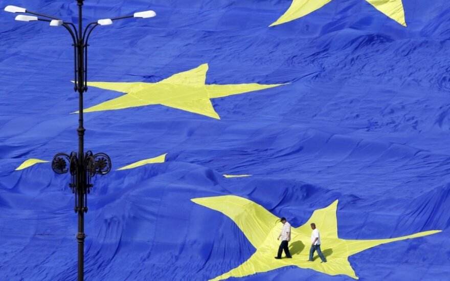 """Europa bijo amerikiečių """"asfaltuotų čiuožyklų"""""""
