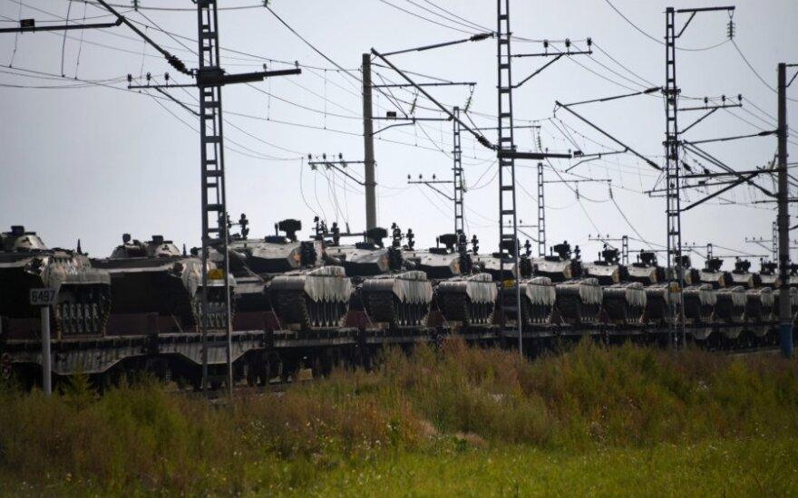 Šoigu: Rusija ir Kinija bendras karines pratybas rengs reguliariai