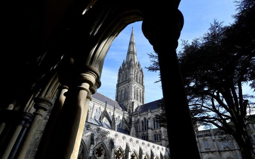 Katedra Solsberyje