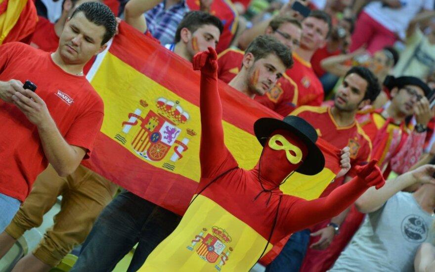 Ispanijos aistruoliai