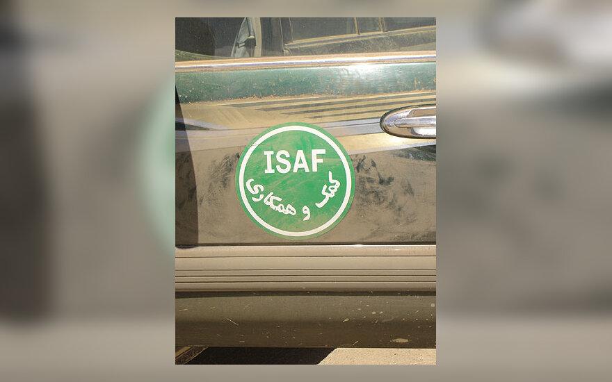 ISAF, Afganistanas