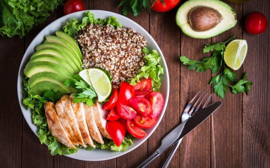 Pavyko įtikinti ir kitus, kad sveikas maistas nebūtinai turi būti brangus ar sunkiai paruošiamas