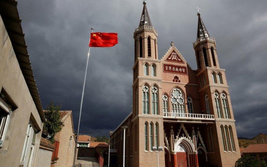 Katalikų bažnyčia Kinijoje