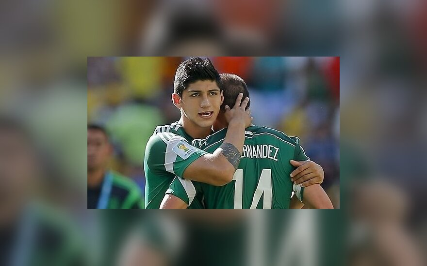 Meksikos futbolo žvaigždės pagrobimą užsakė jo giminaitis